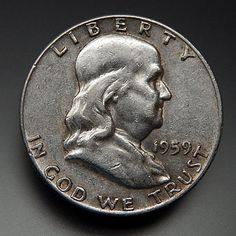 Country: United States Circulated: Yes Year: 1959 Certification: N / A Certificate Number: N / A Grade: N / A Composition: Silver Coin Specifications Mint: Philadelphia Mintage: 6,200,000 Catalog: KM-