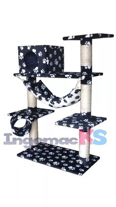 The Calico cat is not a breed – it's a color, but they do tend to have very … - Belezza,animales , salud animal y mas Diy Cat Tower, Cat Playhouse, Origami Christmas Ornament, Cat Gym, Cat Towers, Cat Scratcher, Cat Condo, Cat Tree, Cat Furniture