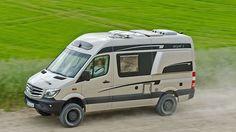 la Strada Regent S : a Mercedes camper 4x4 Camper Van, Camper Caravan, Truck Camper, Mercedes Sprinter Camper, Sprinter Van, Ambulance, Mercedes Van, Class B Rv, Day Van