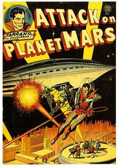 Attack On Planet Mars | Flickr - Photo Sharing!