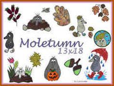 Eine super tolle Doodel Stickdatei perfekt für den Herbst, für Kuschlige Herbstpullover, tolle Kuschelkissen, Täschchen, Taschen, Schals und so vie...