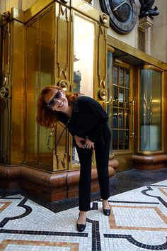 Babie letá: 50+: Francúzsky feeling v talianskom paláci