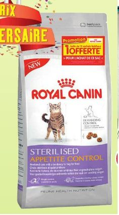 Croquettes Royal Canin Appetite Control