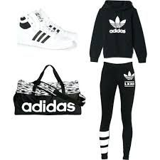 Fancy Dress Outfits, Dance Outfits, Sporty Outfits, Cute Outfits, Adidas Outfit, Adidas Shoes, Pink Adidas, New Fashion Clothes, Fashion Dresses