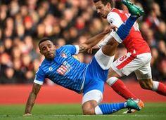 Blog Esportivo do Suíço:  Com dois de Sánchez, Arsenal volta a vencer e segue na cola dos líderes
