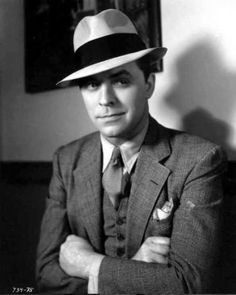 Lyle Talbot. Butter wouldn't melt in his mouth