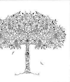 Jardin secret, carnet de coloriage et chasse au trésor anti stress: Amazon.fr: Johanna Basford: Livres