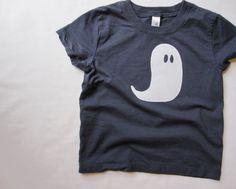 Ghost Shirt by EightBabyLegs : Thanks to @Jill Polk. $23  #T_Shirt #Kids #Ghost_Shirt. Ha! Boo!