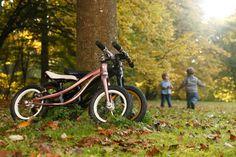 Sweet little bike! mores petitpierre: world's first carbon balance bike for children