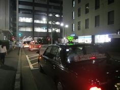 free taxi to love @ Kyoto . Japan