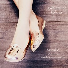 Go Metallic! Our new found love! Like if you love them too!!  Find them here: http://www.labelmansion.com/tie-1.html #shopnow #labelmansion #shoes #loafers #metallic #gold #whatsnew #love #chic #girly #bling #mustowns #musthaves #welove #shoponline #mumbai #delhi #chandigarh #gurgaon #pune #chennai #bangalore #mysore #kolkata #shoponline #shop #labelmansion.com