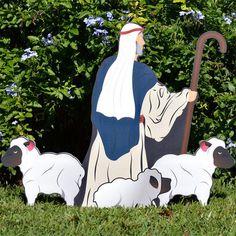 Outdoor Nativity Figures | Outdoor Christmas Figures