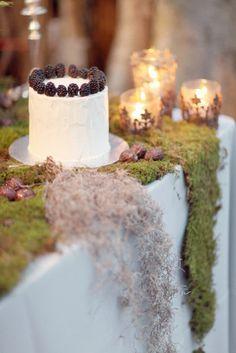 Woodland Wedding - Style Me Pretty | GALLERY & INSPIRATION | GALLERY: 8137 | PHOTO: 590596