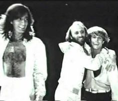 Robin Maurice and Andy
