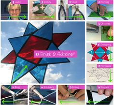 stained glass foundation course modules