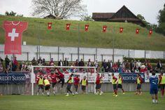 Thermoplan-Arena in Weggis.