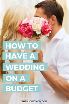 I love the ideas in this article on how to have a wedding on a small budget. I never thought about some of these and they could save me a lot of money on my wedding. They are practical and realistic ideas on how to have a wedding on a budget that will truly cut costs! I can't wait to try some of these!!!