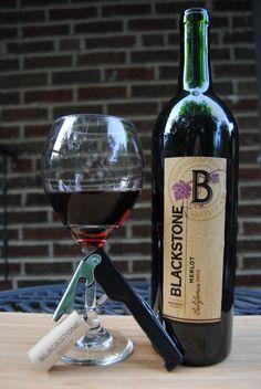 Blackstone Winery's 2012 California Merlot