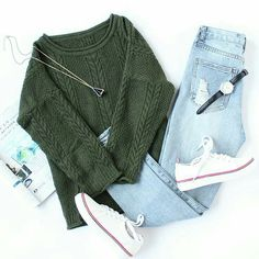 53 Best Hipster Outfits Ideas For Women In This Fall - Artbrid - Hipster Outfits, Teen Fashion Outfits, Mode Outfits, Cute Casual Outfits, Outfits For Teens, Hipster Clothing, Fashion Dresses, Fashion Mode, Look Fashion
