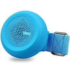 Mifa F20 Portable Bluetooth Speakers Sport Bluetooth 40 Wireless Speaker Blue ** Click on the affiliate link Amazon.com on image for additional details.