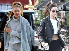 Do Gigi Hadid and Kendall Jenner Have Hair ESP?