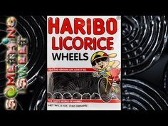 Something Sweet for *Charity* Haribo -Licorice Wheels - YouTube