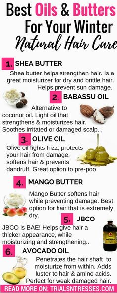 Best Oils & Butters For Your Winter Natural Hair Care routine!…  Best Oils & Butters For Your Winter Natural Hair Care routine!  http://www.fashionhaircuts.party/2017/05/18/best-oils-butters-for-your-winter-natural-hair-care-routine/
