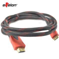 >> Click to Buy << Effelon 1080P 3D High Speed Mini HDMI to HDMI cable 1.4 AV Cable for HDTV XBOX PS3 #Affiliate
