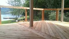 Cable Deck Railing View 100s of Deck Railing Ideas http