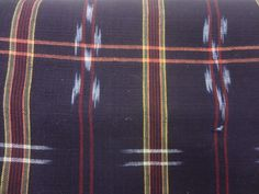 Indigo, kasuri and stripes