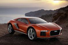 Audi Nanuk Quattro Concept is a wild surprise ahead of Frankfurt