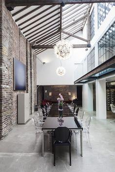 Loft de diseño industrial en Chic & Decó