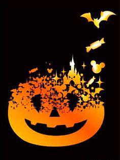 Disney Halloween iPhone Wallpaper     tjn