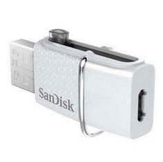 Introducing SanDisk 32GB Large Capacity Dual OTG USB 30 Memory Flash Drive White Color by ozone48. Great Product and follow us to get more updates!