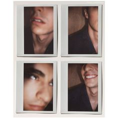 Dave Franco is Polaroid Happy for L'Officiel Hommes Germany Shoot ❤ liked on Polyvore featuring people