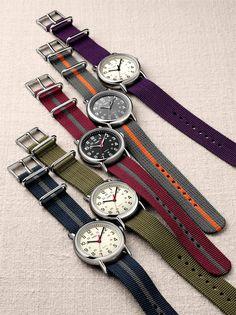 #Timex Weekender Styles