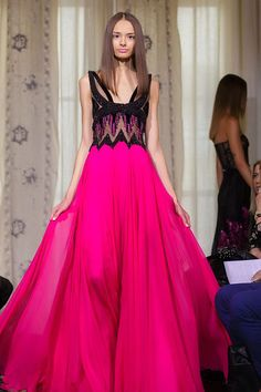 Dany Atrache | Fall 2014 Couture Collection