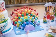 Wishing Tree, Bartelby and True party idea My Little Pony Birthday Party, Trolls Birthday Party, Rainbow Birthday Party, Unicorn Birthday Parties, Unicorn Party, Birthday Party Themes, My Little Pony Cumpleaños, Fiesta Little Pony, Fete Emma
