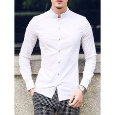 Wholesale Mens Shirts, Quality Cheap Dress Shirts For Men Online Mens Clothing Trends, African Clothing For Men, African Men Fashion, Cool Shirts For Men, Formal Shirts For Men, Casual Shirts, Boys Kurta Design, Style Masculin, White Shirt Men