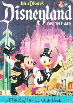 Walt Disneyland on the air