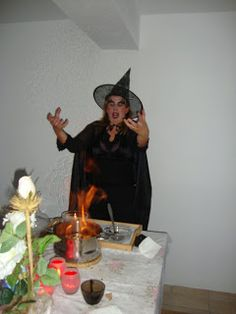 Receitas Especiais: Queimada do dia das Bruxas