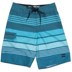 24c329fced Billabong Boys All Day Stripe Boardshorts - Blue - Surf' in Monkeys School  & Shop