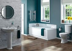 Vitale Spirit bathroom suite