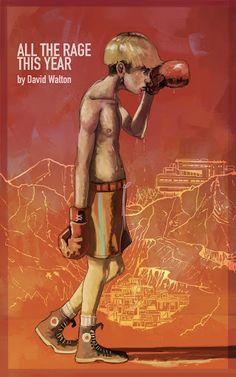 David Walton's Phobos Award winning story, set -- if I recall correctly -- in the same world as Terminal Mind. Free Stories, Short Stories, Sci Fi Books, Reading Online, Rage, Science Fiction, Writers, David, Artwork