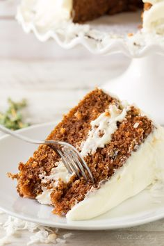 Moms Best Carrot Cake    All we need is food
