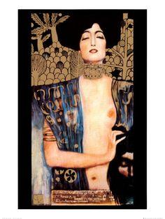 Judith  Gustav Klimt