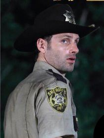 seems so long ago Walking Dead Season, The Walking Dead, Stuff And Thangs, Andrew Lincoln, Rick Grimes, My Crush, Beautiful Men, Movie Tv, Dramas