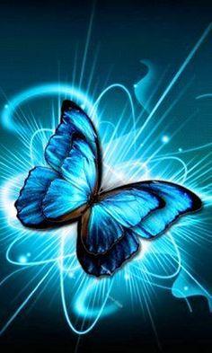 Buy Diamond Embroidery Butterfly Cross Stitch DIY Diamond Painting Full Diamond scenery rhinestones Home Decor gift Butterfly Gif, Blue Butterfly Wallpaper, Butterfly Background, Butterfly Cross Stitch, Butterfly Pictures, Butterfly Painting, Purple Butterfly, Heart Background, Marshmello Wallpapers