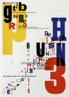 Piert Zwart Drukkerij Trio (Trio printers) Page from booklet, Netherlands, 1931 Letterpress