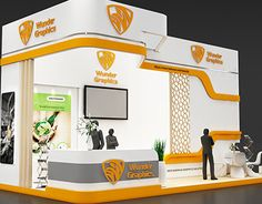 """Check out new work on my @Behance portfolio: """"WUNDER GRAPHICS STAND"""" http://be.net/gallery/44231835/WUNDER-GRAPHICS-STAND"""